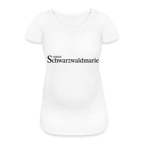 Schwarzwaldmarie - Frauen Schwangerschafts-T-Shirt