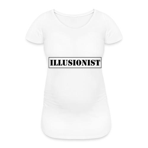 Illusionist - Women's Pregnancy T-Shirt
