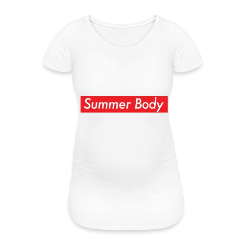 Summer Body - T-shirt de grossesse Femme