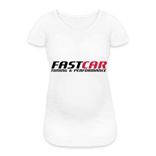 fastcar-eps - Gravid-T-shirt dam
