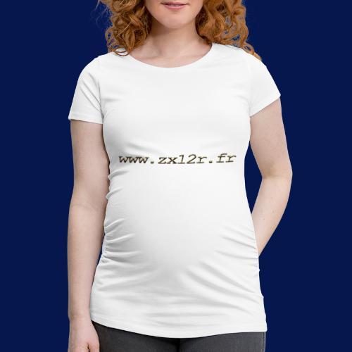 www zx12r fr OR - T-shirt de grossesse Femme