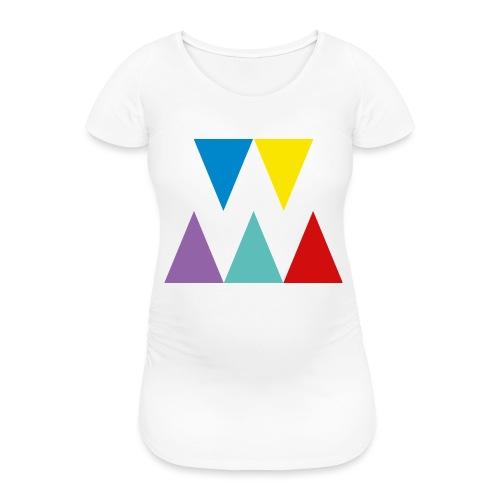 Logo We are les filles - T-shirt de grossesse Femme