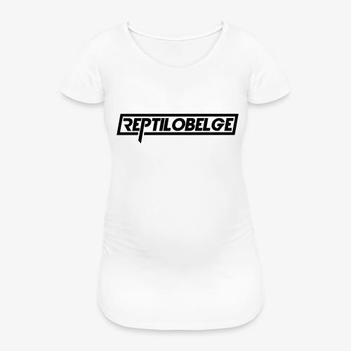 M1 Reptilobelge - T-shirt de grossesse Femme