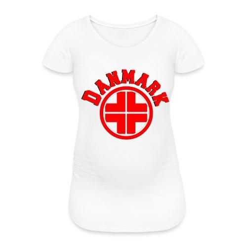 Denmark - Women's Pregnancy T-Shirt