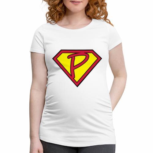 superp 2 - Frauen Schwangerschafts-T-Shirt