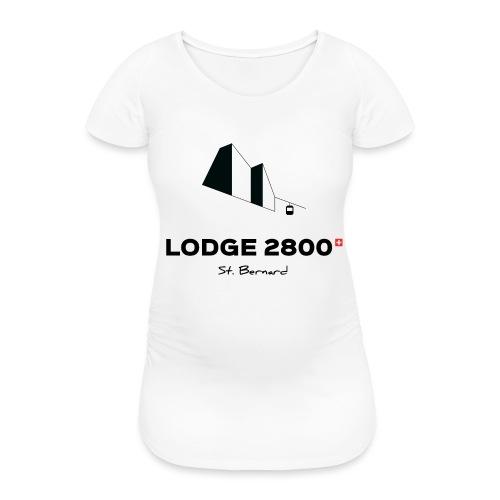 Lodge 2800 - T-shirt de grossesse Femme