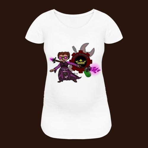 Gardelogo farbe png - Frauen Schwangerschafts-T-Shirt