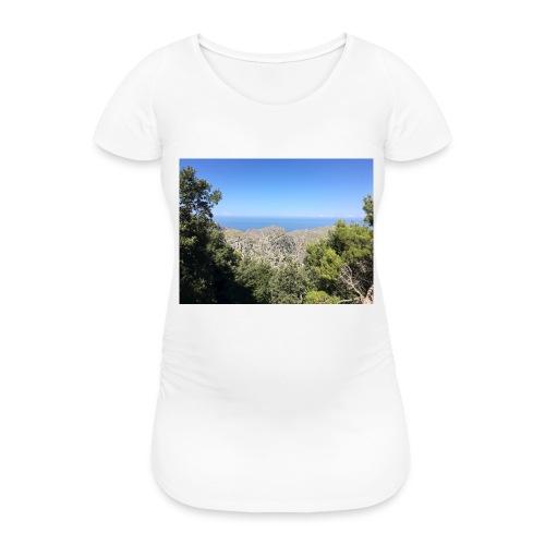 See view Palma - Frauen Schwangerschafts-T-Shirt