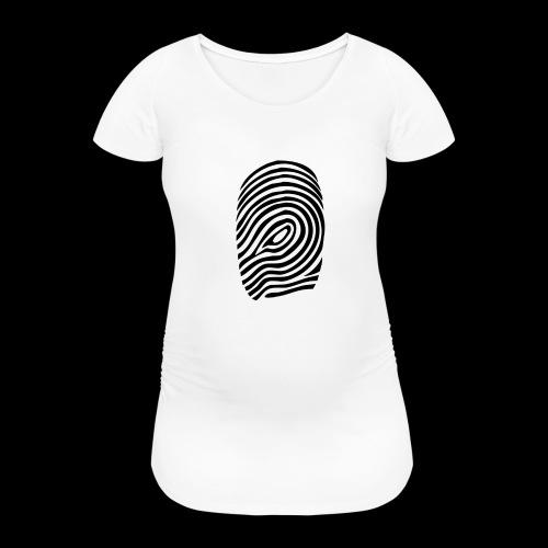 IMPRONTA - Maglietta gravidanza da donna