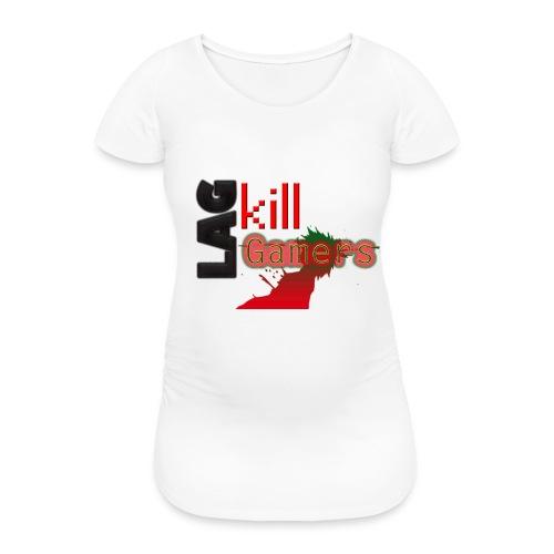 LAG Kills - Women's Pregnancy T-Shirt
