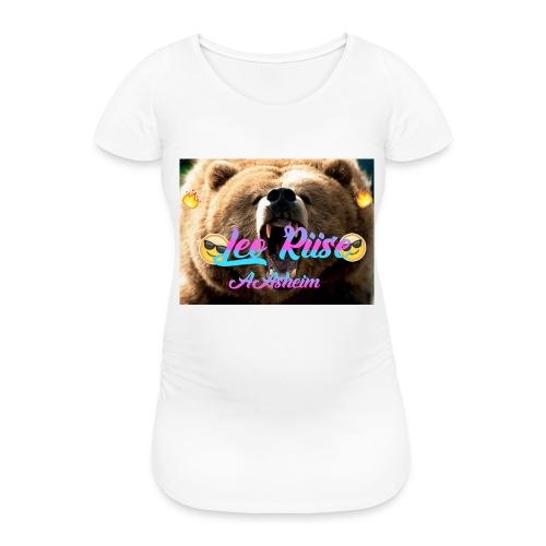 gggftgrgbg br - T-skjorte for gravide kvinner