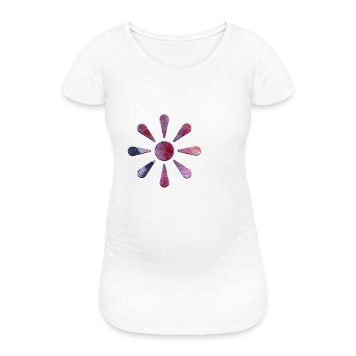 art sun - T-shirt de grossesse Femme