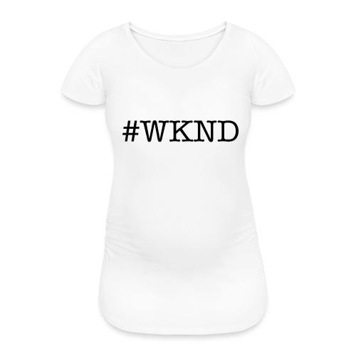 Weekend - T-shirt de grossesse Femme