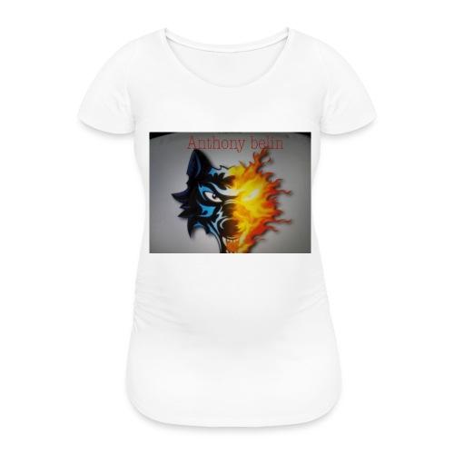 E44A4C12 938F 44EE 9F52 2551729D828D - T-shirt de grossesse Femme