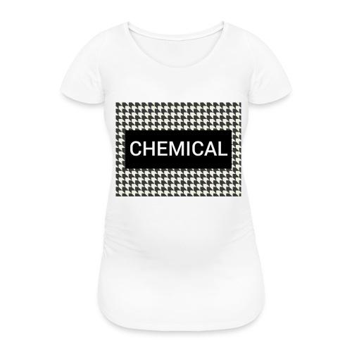 CHEMICAL - Maglietta gravidanza da donna