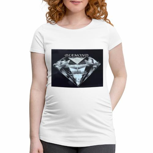 Diamond - Gravid-T-shirt dam