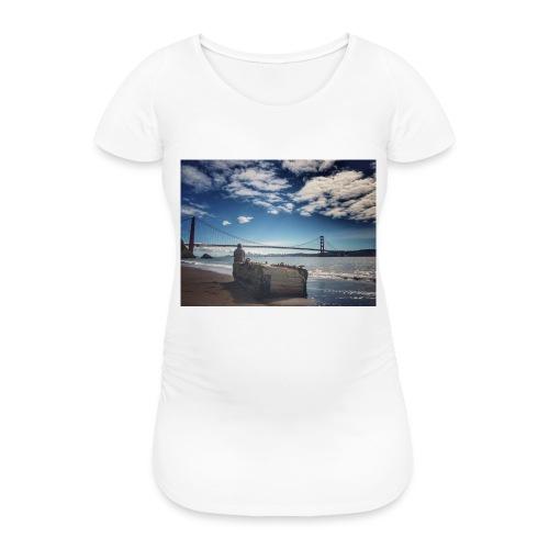 poncio - Camiseta premamá