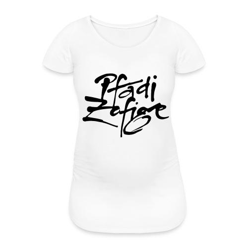 pfadi zofige - Frauen Schwangerschafts-T-Shirt