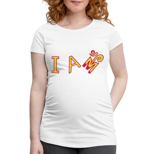 Jeg er Om - Vente-T-shirt
