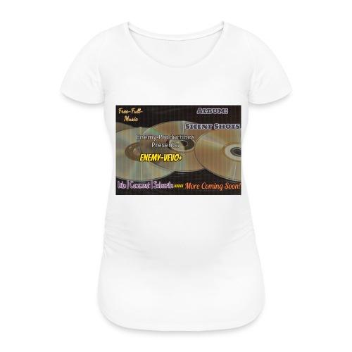 Enemy_Vevo_Picture - Women's Pregnancy T-Shirt