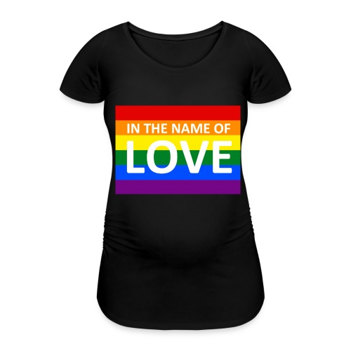 IN THE NAME OF LOVE RETRO T-SHIRT - Vente-T-shirt