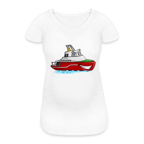 Boaty McBoatface - Women's Pregnancy T-Shirt