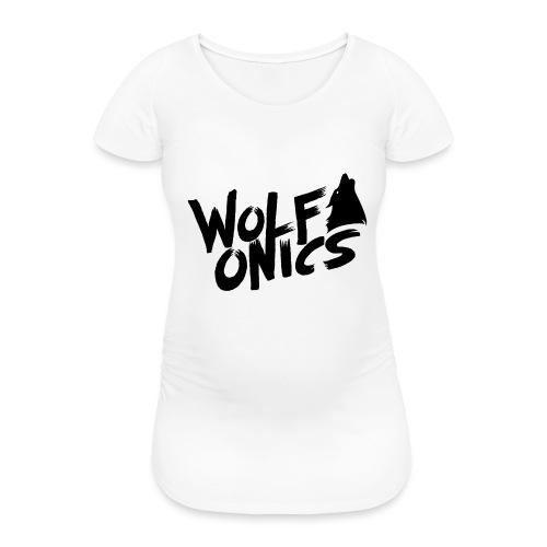 Wolfonics - Frauen Schwangerschafts-T-Shirt