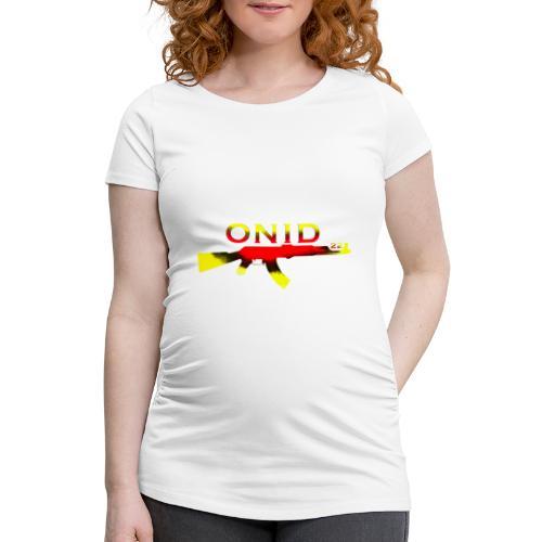 ONID-22 - Maglietta gravidanza da donna