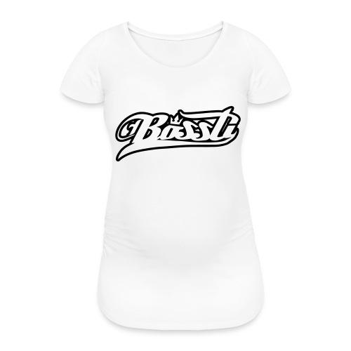 Bossti Hoodie - Frauen Schwangerschafts-T-Shirt
