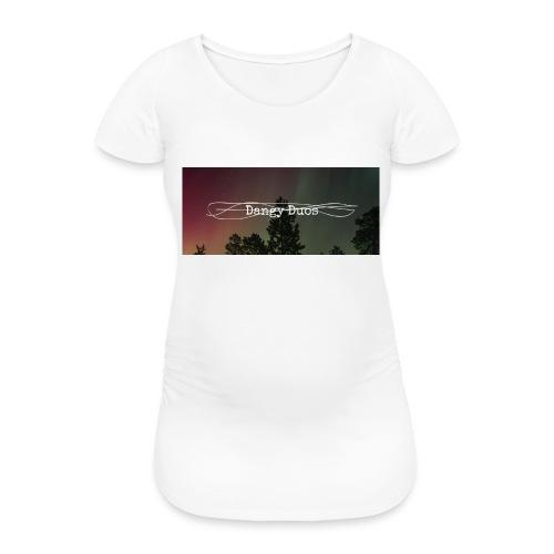 dangy_tru - Vrouwen zwangerschap-T-shirt