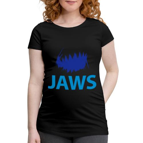 Jaws Dangerous T-Shirt - Women's Pregnancy T-Shirt