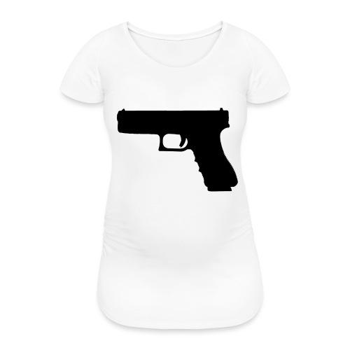 The Glock 2.0 - Women's Pregnancy T-Shirt
