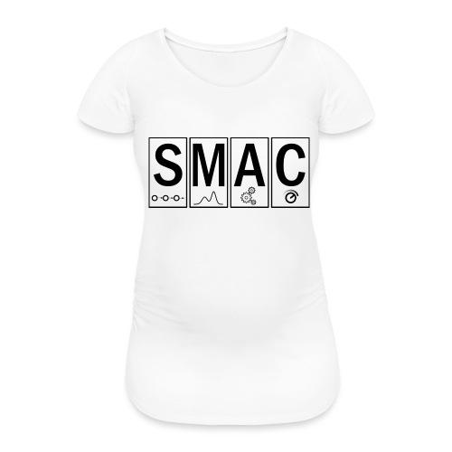 SMAC3_large - Women's Pregnancy T-Shirt