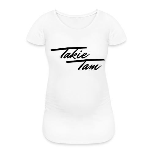 takie tam - Koszulka ciążowa