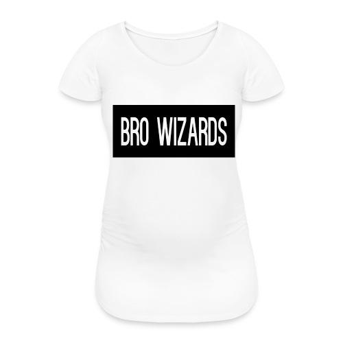 Browizardshoodie - Women's Pregnancy T-Shirt