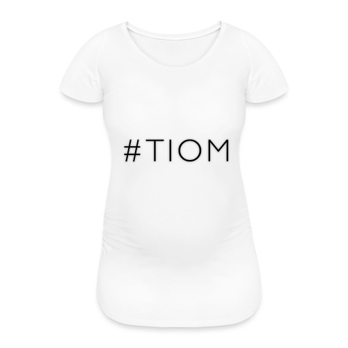 #TIOM - Maglietta gravidanza da donna