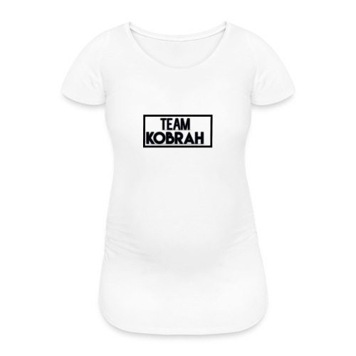 Team Kobrah - Women's Pregnancy T-Shirt