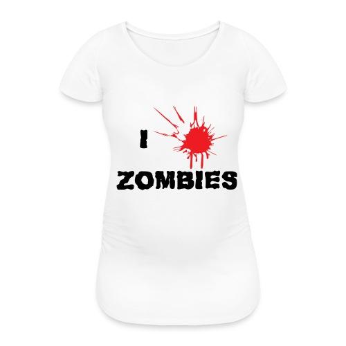 I Zombies - T-shirt de grossesse Femme