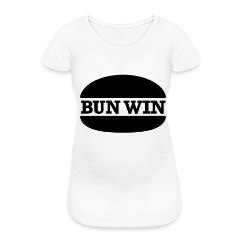 bunwinblack - Women's Pregnancy T-Shirt
