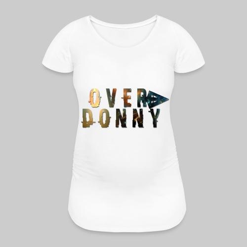 Over Donny [Arrow Version] - Maglietta gravidanza da donna