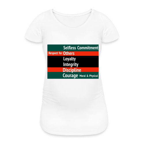 S.O.L.I.D.C. - Women's Pregnancy T-Shirt