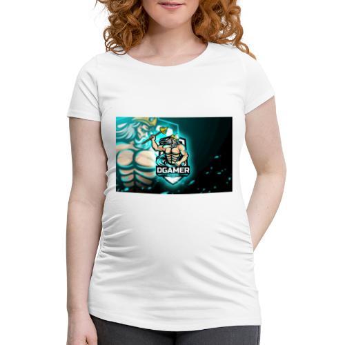 8251831F EA3A 4726 A475 A5510CDECB5A - Gravid-T-shirt dam