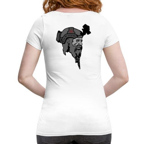 Kun logo - Vente-T-shirt