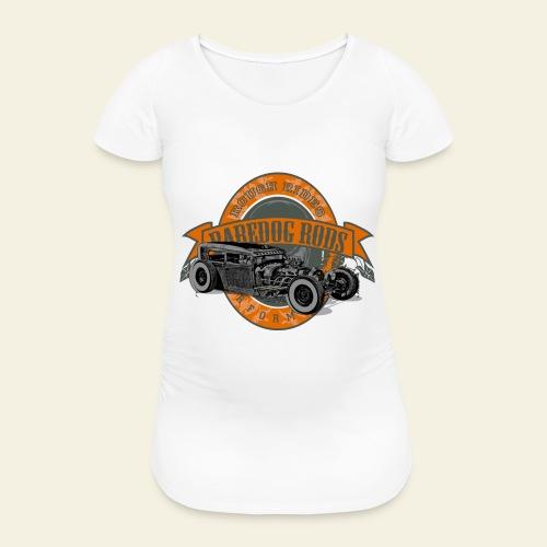 Raredog Rods Logo - Vente-T-shirt