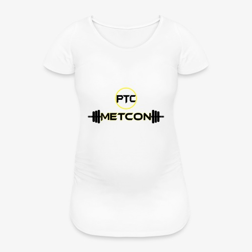 ptcnew2png - Women's Pregnancy T-Shirt