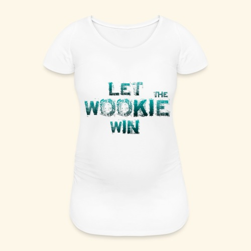 Let The Wookie Win, design 2. - Vente-T-shirt