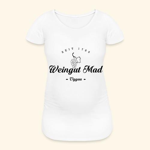 seit 1786 - Frauen Schwangerschafts-T-Shirt