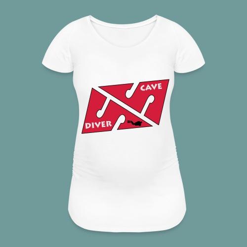cave_diver_01 - T-shirt de grossesse Femme