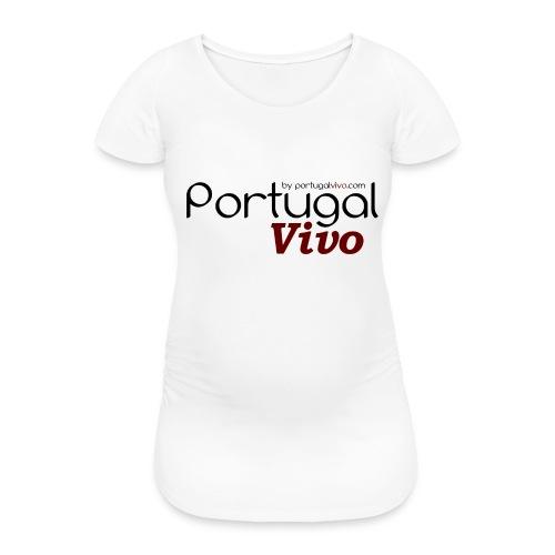 Portugal Vivo - T-shirt de grossesse Femme