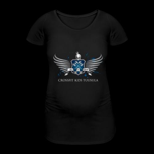 CrossFit kids Tuusula - Naisten äitiys-t-paita